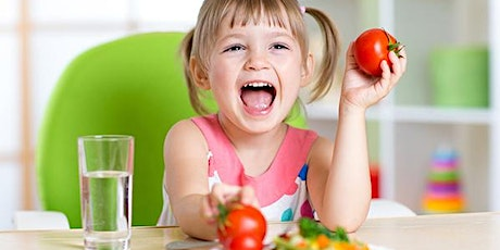 ONLINE Feeding 101: Education for Parents/Caregivers of Preschool Age Children with Eating Challenges tickets