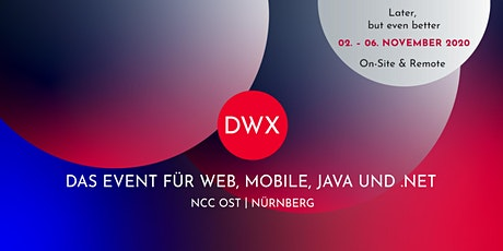 DWX - Developer Week '20 tickets