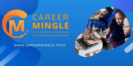 Career Mingle Virtual Conference tickets