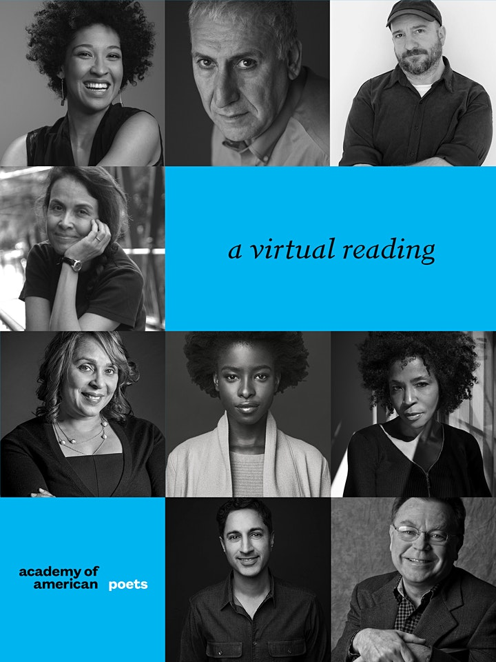 Shelter in Poems, a virtual reading Tickets, Thu, Apr 30, 2020 at ...