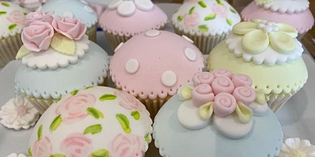 Inspired by Cath Kidston Cupcake Decorating Class tickets