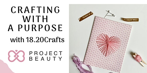 Crafting with a Purpose: Handmade Cards