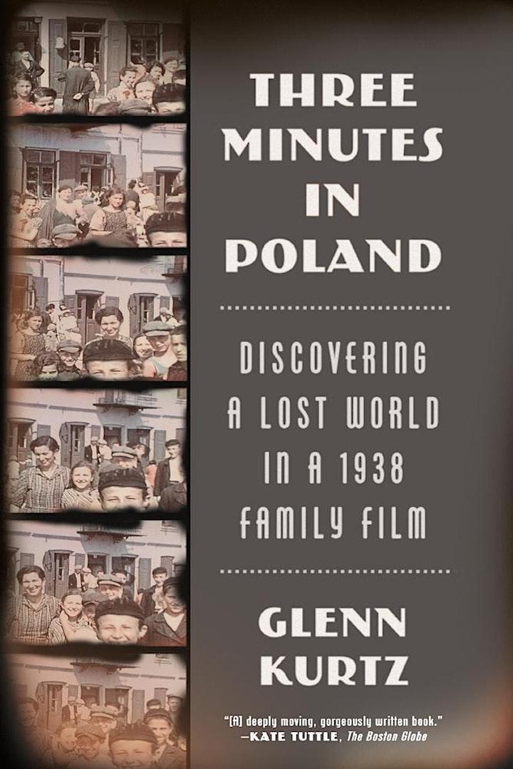 Three Minutes in Poland—A Conversation with Glenn Kurtz image