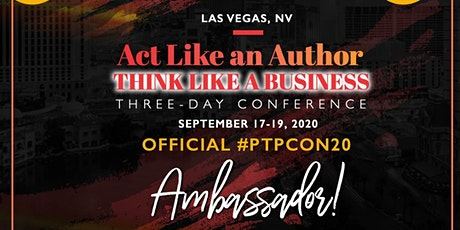 Act Like an Author, Think Like a Business 2020 Conference tickets