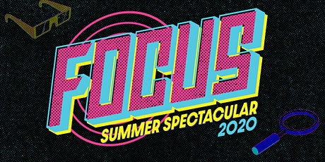 Serve with Summer Spectacular 2020 tickets