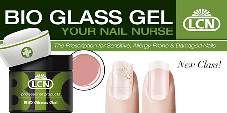 BIO Glass Gel for Sensitive & Allergy Prone Clients - Gatlinburg, TN tickets