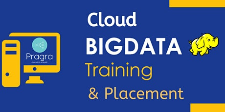 Big Data With Cloud - Training & Placement Program - Data Science tickets