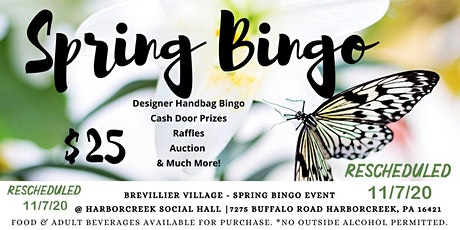 Spring Bingo Event tickets