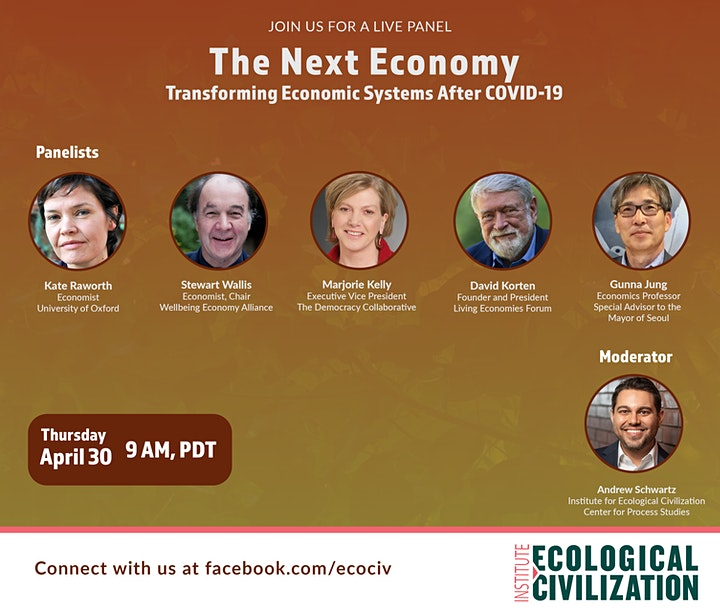 The Next Economy: Transforming Economic Systems After Covid-19 image