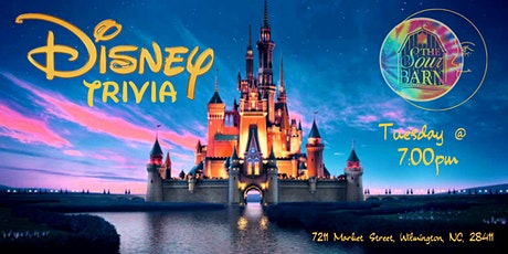 Disney Movie Trivia at The Sour Barn tickets