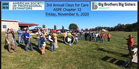3rd Annual Clays for Care for Big Brothers Big Sisters by ASPE  Chapter 32 tickets