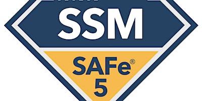SAFe® Scrum Master Certification, LIVE VIRTUAL -