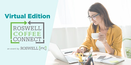 Roswell Coffee Connect: Virtual Edition tickets
