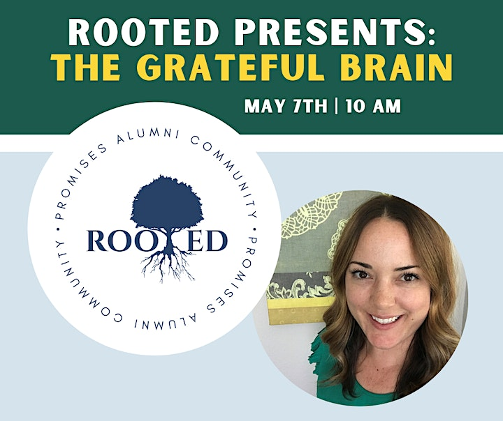 A Mental Health Month Presentation: The Grateful Brain image