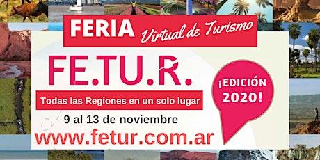 FE.TU.R. Feria Virtual de Turismo entradas