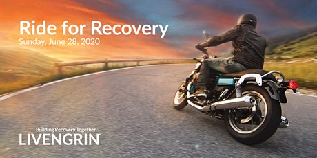 Virtual Ride for Recovery --- JOIN US on your Motorcycle or in your Car! tickets