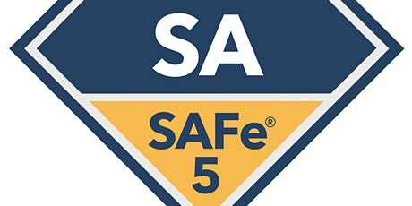 SAFe® Leading Course Certification, LIVE VIRTUAL - PACIFIC TIME ZONE tickets