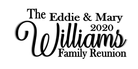 Williams Family Reunion tickets