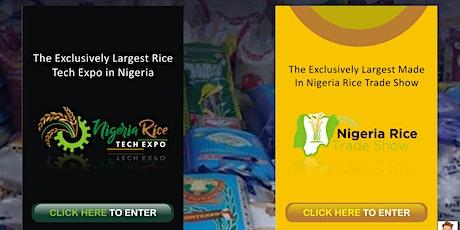 Nigeria  Rice Tech & Trade Show tickets