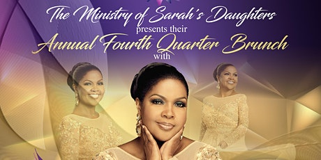 Sarah's Daughter Fourth Quarter Brunch Featuring CeCe Winans tickets