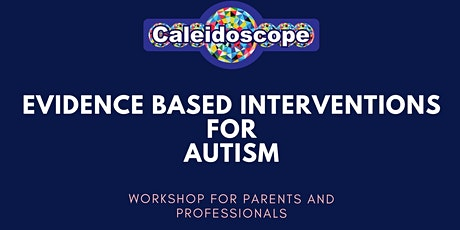 Interventions for autism tickets