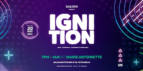 IGNITION tickets