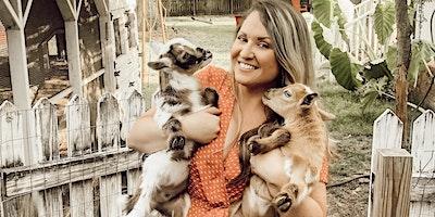 Private Goat Snuggles