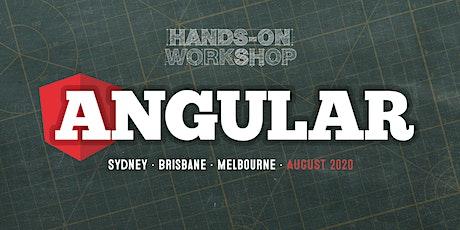 Angular Workshop (2 Day Training) - Sydney tickets