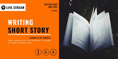 LIVE STREAM: Writing Short Story with Lauren Elise Daniels tickets