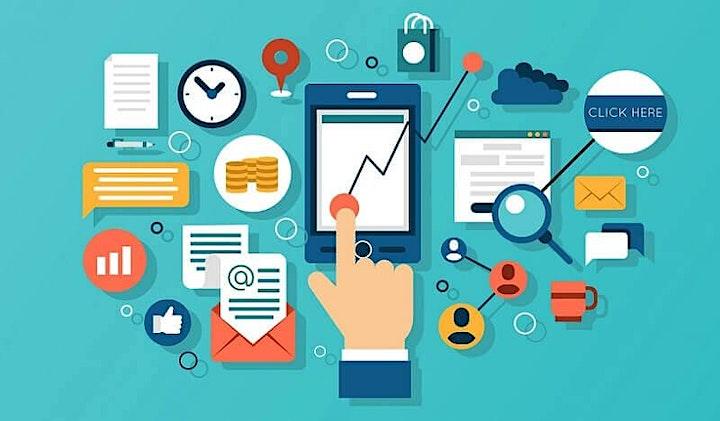 Imagem do evento Curso de Marketing Digital