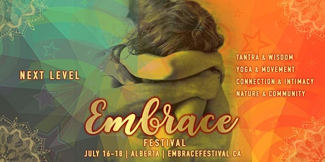 Embrace Festival tickets