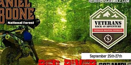 Red River Scramble/ Veterans Back 40 Adventure tickets