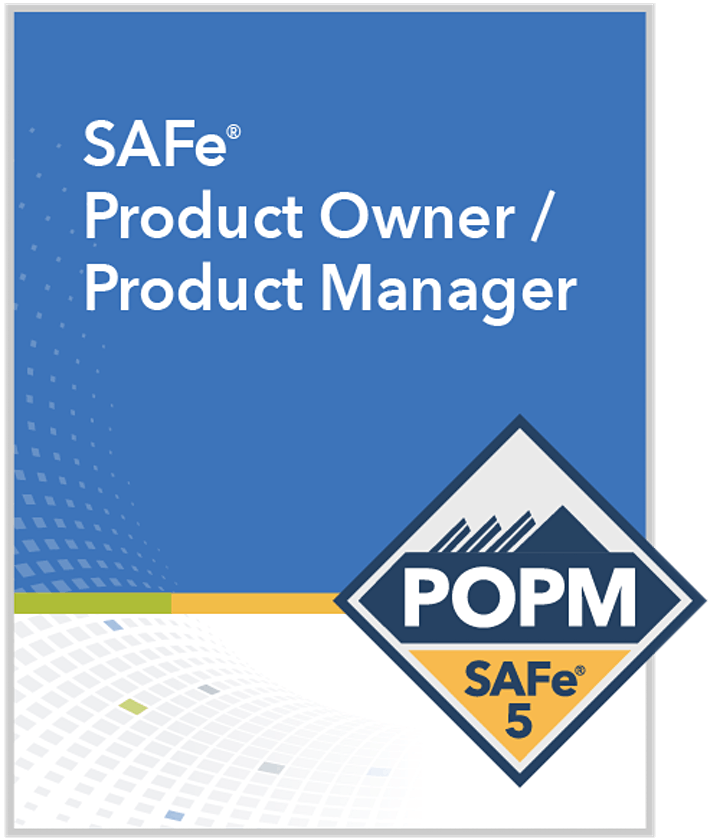 SAFe Product Owner/Product Manager 5.0 (POPM) image