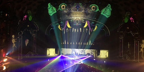 **online** Resolume Arena Projection Mapping 101 Workshop tickets
