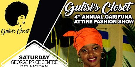 Gulisi's Closet Garifuna Attire Fashion Show tickets