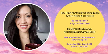 How To Get Your Next Offer Online Quickly, Without Making It Complicated. tickets