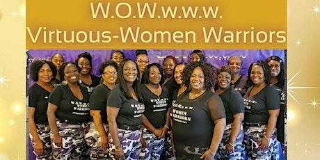 W.O.W.w.w.w. Virtuous Women Warriors Boot Camp 2020  tickets