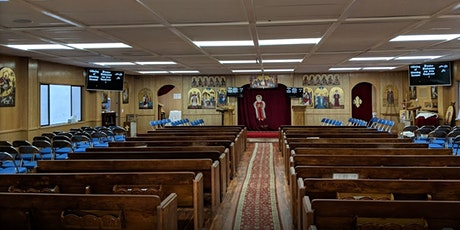 Divine Liturgy Registration   اشتراك في القداس tickets