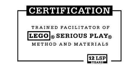 Zertifizierung für LEGO® SERIOUS PLAY® mit Mathias Haas//SCHWEIZERDEUTSCH Tickets