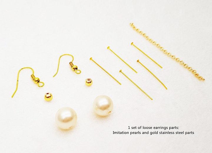 Online Class: Jewellery Making Workshop image
