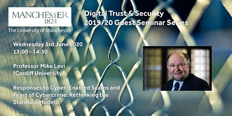 Professor Mike Levi Guest Seminar tickets
