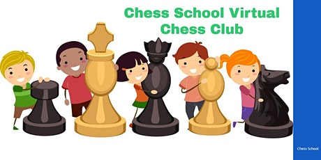 Online Chess Club For Kids (Thursday) tickets