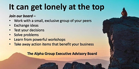 Peer to Peer Executive Advisory Board Meeting tickets