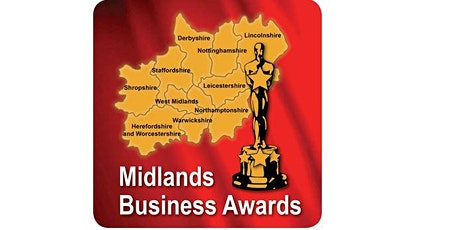 Midlands Business Awards and Gala Dinner tickets