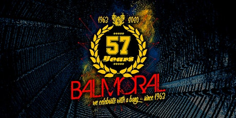 57 Years Balmoral tickets