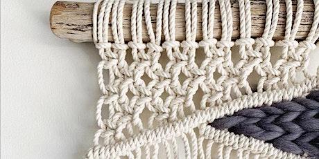 Macra- Weaving Workshop tickets