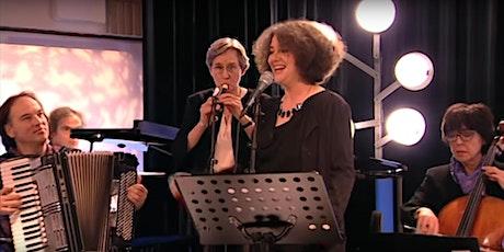 Concert Shura Lipovsky /  Jiddische liederen en Chassidische vertellingen tickets