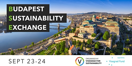Budapest Sustainability Exchange  tickets
