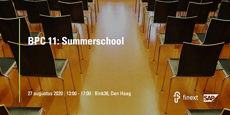 BPC 11: Summerschool tickets