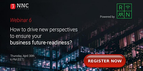 New perspectives to design future-proof companies tickets